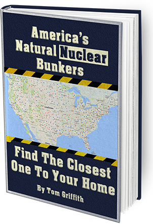 America's Natural Nuclear Bunkers find the closest one to your home